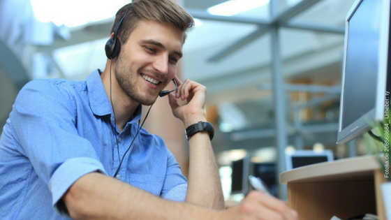 Durch Outboundtelefonie immer für Kunden und zahlreiche Fragen zur Verfügung stehen