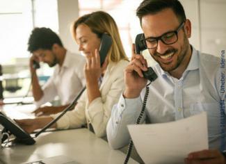 Outboundtelefonie mithilfe geschulter Mitarbeiter perfekt umsetzen