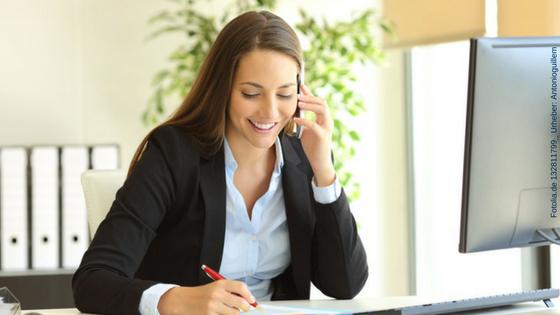 Mithilfe von Outboundtelefonie die Kundenzufriedenheit deutlich steigern